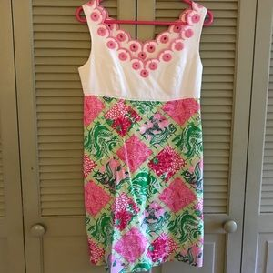 Lilly Pulitzer jubilee dress size 6